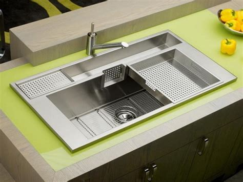 Kitchen Sinks Ideas by 15 Creative Amp Modern Kitchen Sink Ideas Architecture