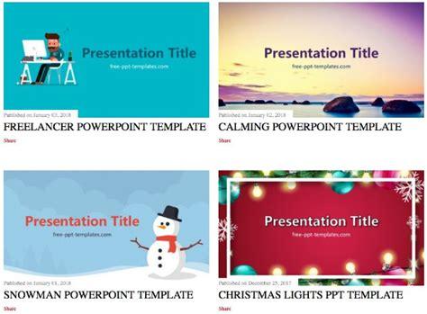 Modèle De Powerpoint Professionnel Gratuit top 10 des pour trouver des templates powerpoint