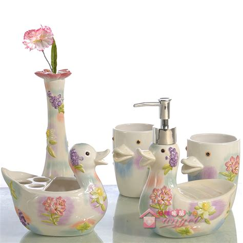 Popular Duck Bathroom Sets Buy Cheap Duck Bathroom Sets Duck Bathroom Accessories
