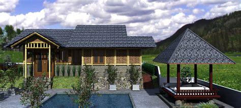 kumpulan desain villa kayu minimalis terbaru  desain cantik