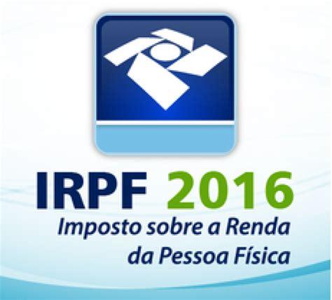 processamento do irpf 2016 etec assessoria noticias irpf 2016