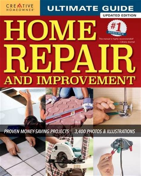home repair books maintenance more home tips for