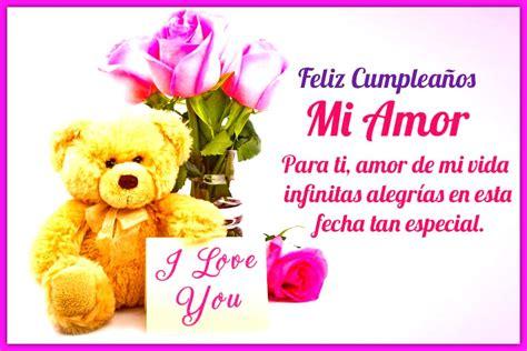 imagenes para mi novio cumpleaños imagenes de feliz cumplea 241 os de amor para mi novio
