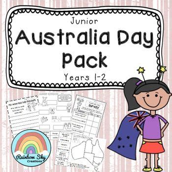 australia day worksheets year 1 17 best ideas about literacy and numeracy on