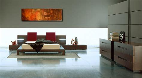 japanese design bedroom furniture tokyo platform bed haiku designs
