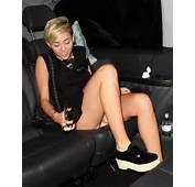 Miley Cyrus Upskirt  Imgur