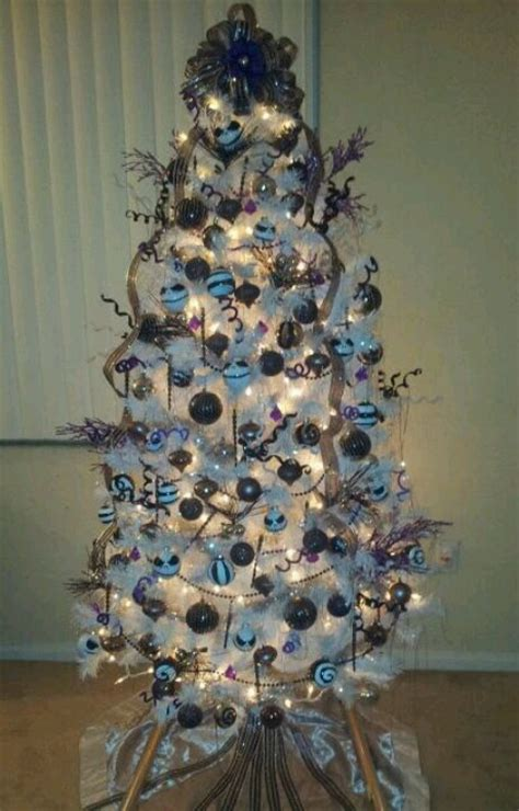 nightmare before christmas tree nbc christmas pinterest