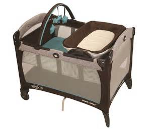 Baby Changer Table Reversible Napper Camp Cot Graco South Africa