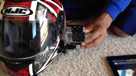 Birkhead Wants Cameras To Show Hes A Top Pop by Gopro Side Mount On Motorcycle Helmet Gopro Tip 113