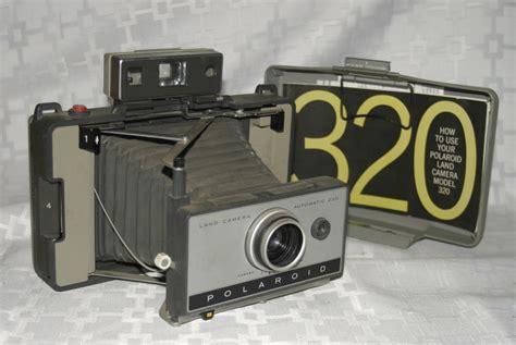 folding polaroid polaroid 320 instant folding land tested works