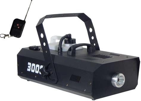 Lu Led Fog L Mobil pro fog 3000 w dmx