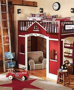 Pottery Barn Wall Murals 35 cool kids loft beds kidsomania