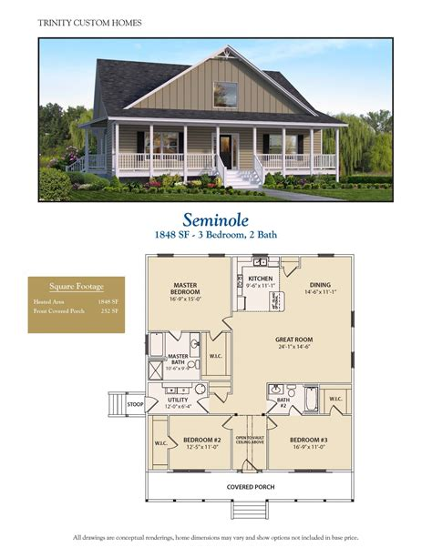 trinity homes floor plans seminole welcome to trinity custom homes
