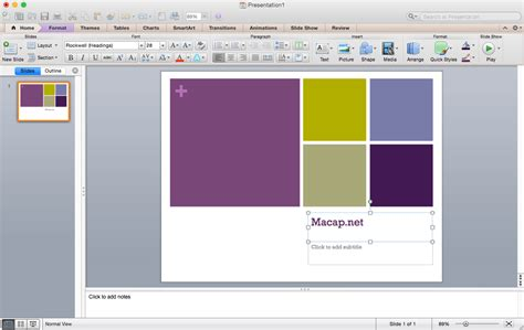 Microsoft Office For Mac 2011 by Microsoft Office For Mac 2011 V14 5 0 Sp4 Mac App