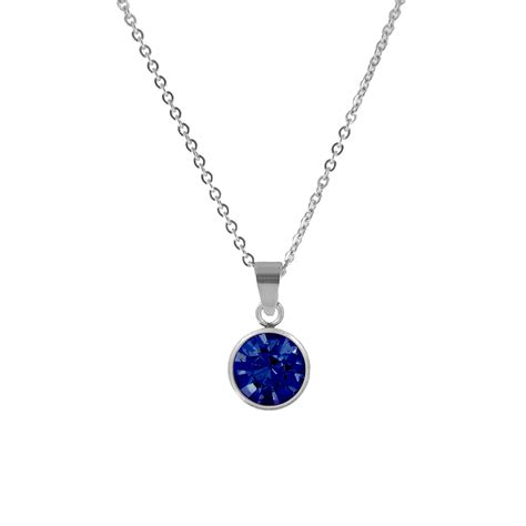 co88 collection necklaces birthstone 8cn 10020