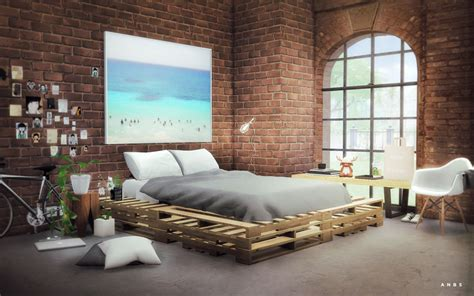 wooden pallet bed wood pallet bed www imgkid com the image kid has it