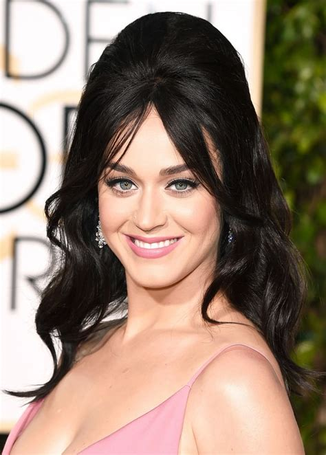 katy perry s sultry eyes golden globes 2016 beauty