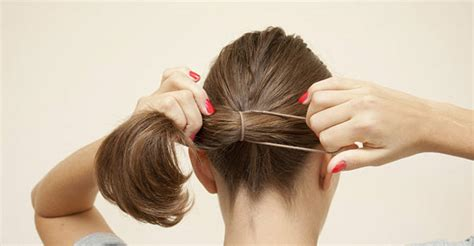 Tying Of Long Hair | in photos 7 weirdly satisfying moments for every girl