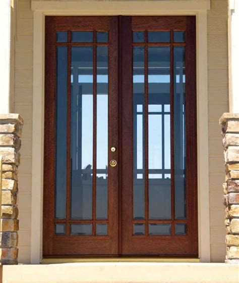 Custom Exterior Door Cheap Exterior Doors Feel The Home