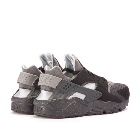 Nike Air Huarache Black Grey nike air huarache run se black grey 852628 001