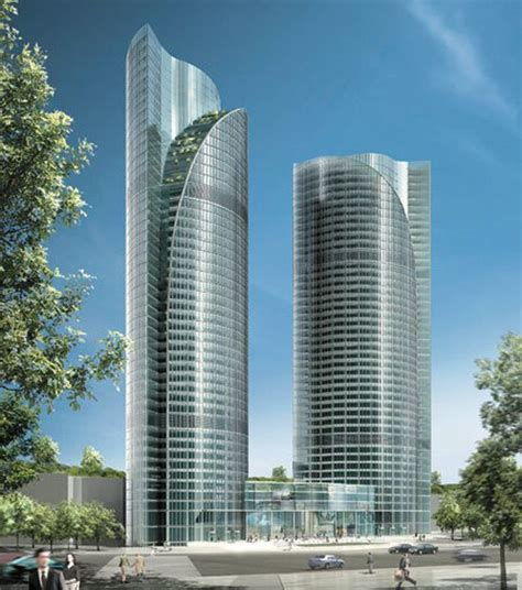 modern architecture skyscrapers design houseofphy