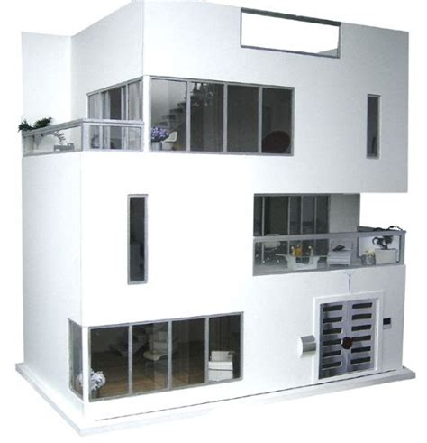 contemporary doll house modern doll houses www imgkid com the image kid has it