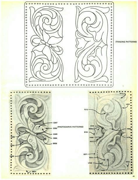 drawing pattern on leather 585 best images about leather tracing patterns