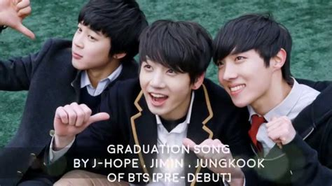 download lagu mp3 bts graduation song mp3 dl graduation song by j hope jimin jungkook of bts