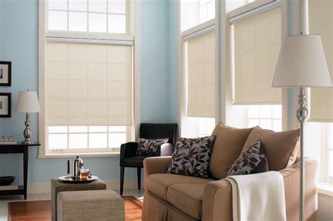 living room l shades blinds com signature light filtering roller shades