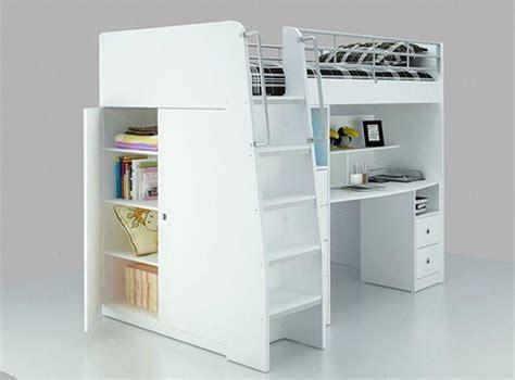 Bunk Beds King Single Loft Bunk King Single Bed White New In Box Goingbunks Biz