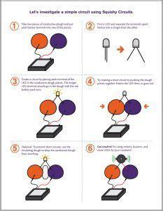 Squishy Circuits Worksheet