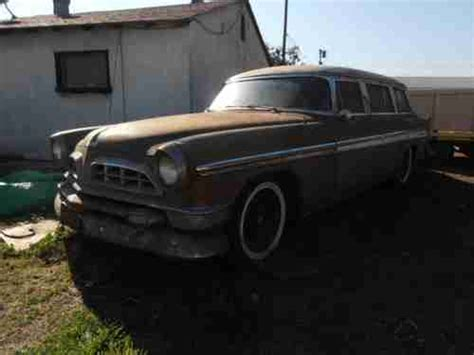1955 chrysler new yorker town country youtube find used 1955 chrysler new yorker deluxe town country
