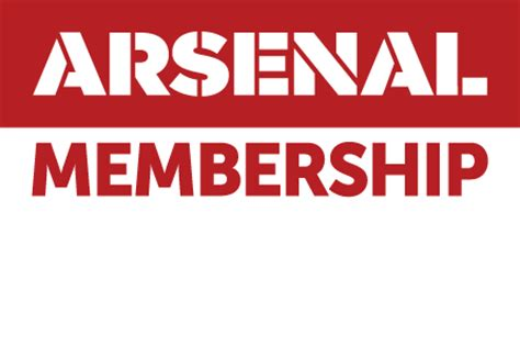 arsenal member go media s design products the arsenal go media