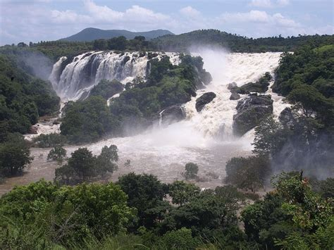 top 10 waterfalls near bangalore trans india travels