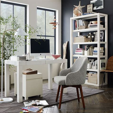 West Elm Office Desk by 8 Chic Office Chairs That Will Sweep You Your Seat