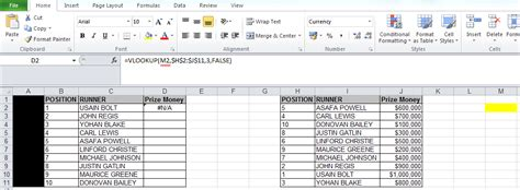 Vlookup Table Array by Vlookup Table Array Different Sheet Not Working Excel