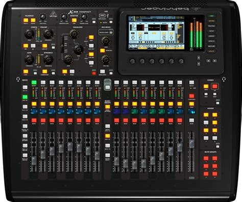 Mixer X32 behringer x32 compact digital mixer 32 channel new