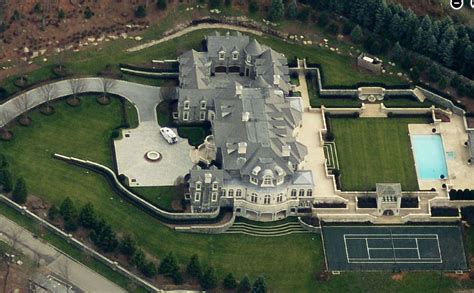 Mansion Floorplans updated aerial pics of the stone mansion in alpine nj