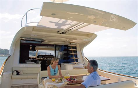 retractable boat awning review mochi 74 dolphin yachtforums com
