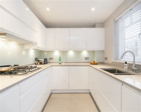 white modern kitchens home design ideas pictures remodel