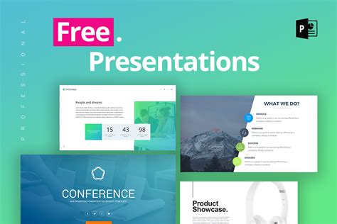 25 Free Professional Ppt Templates For Project Presentations Template Free Powerpoint