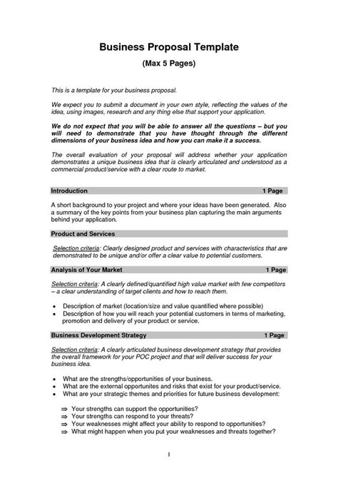 investors seeking small new business opportunities printable sle business proposal form proposals