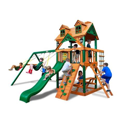 swing academy skywalker sports swing set module academy