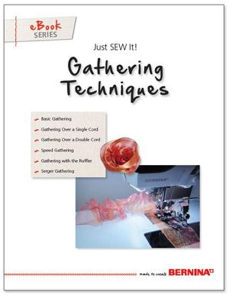 sewing learn sewing techniques and strategies books 17 best images about bernina ebooks essential for the