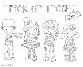 free printable halloween coloring pages crazy projects
