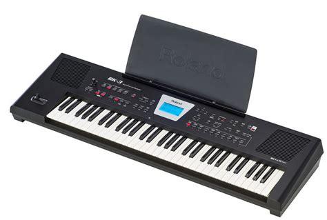 Keyboard Roland Bk 3 Terbaru roland bk 3 bk thomann uk