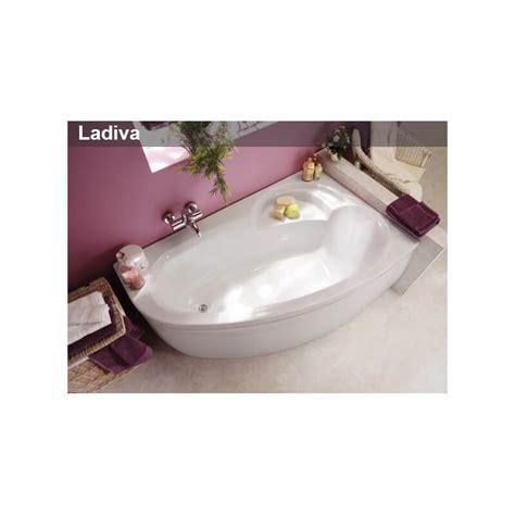 ladiva baignoire baignoire ladiva aquarine junior 160x100 gauche avec tablier