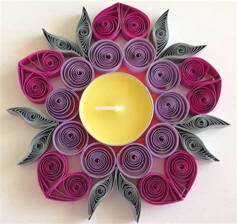 Home Interior Candle Holders Quilling Candle Holder Designs Engaging Kitchen Charming