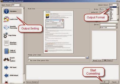 ebook format lit download calibre v1 21 0 cara mudah membuat ebook dari