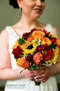 Sarah holds her bridal bouquet for a relaxed wedding photo